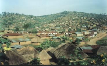 La ville de kanyabayonga