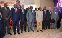 Leaders du G7 + Dynamique de l'Opposition Congolaise