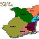 Nord-kivu map