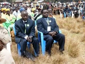Pere Vincent Conference de Kyondo