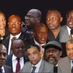 Les figures de l'opposition politique de la RDC