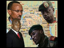 kagame et Kabila et