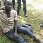 Un égorgeur qui a confirmé être venu du Rwanda