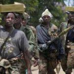 milice groupe armé