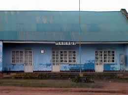 Bureau territoire de Mahagi