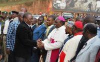 Joseph Kabila en visite à Butembo-Beni