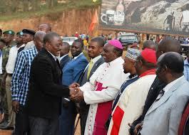 Mgr Sikuli e Kabila