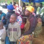 inmigrados clandestinos Hutu Ruandeses hacia  Ituri, interceptados en Butembo, foto BLO por Georges NOKO