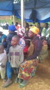 immigrés clandestins Hutu Rwandais vers Ituri interceptés à Butembo, photo BLO par Georges NOKO