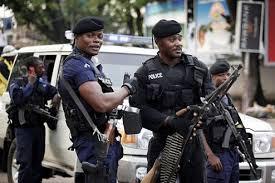 police rdc
