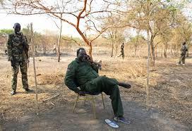 rebelle sud-soudan
