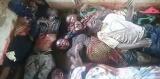 Victimes de massacres de Rwangoma, en ville de Beni, Août 2916