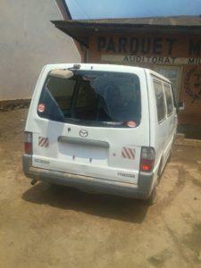 Vehicule  Hutu Bbo