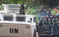 une patrouille mixte FARDC-MONUSCO au Nord-Kivu photo BLO par Georges NOKO