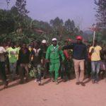 Manifestation contre l'insécurité et tuerie à Beni-Lubero