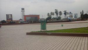 19 octobe Kinshasa ville morte