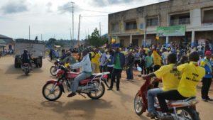 Marche 19 octobre 2016 Goma