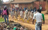 Les Mai-mai se disant libérateurs contre les égorgeurs de Beni. Photo BLO par Robert Muyisa