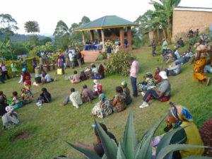 Enterrement de Maman MAGARITA à Vithungwe