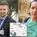 MICHAEL SHARP (Américain) et ZAHIDA KATALAN (Suédoise) du Groupe d'Experts de l'ONU sur la RDC, kidnappés
