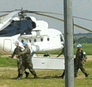 Rapatriement de corps de 2 experts de l'ONU tués au Kasai
