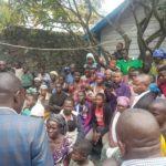 Hutu rwandais a Goma, candidats au rapatriement au Rwanda. Ils portaient pourtant des cartes d'electeur congolaises.