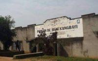 la prison de Kangbayi, la prison centrale de Beni.