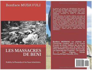 Première-Quatrième page-Livre-Massacres de Beni-