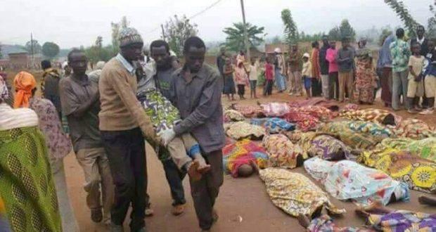 Ituri: Un rapport d'enquête qui expose les vérités cachées sur les massacres  de Djugu – Beni Lubero Online